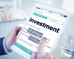 Digital Dictionary Investment Strategy Funding