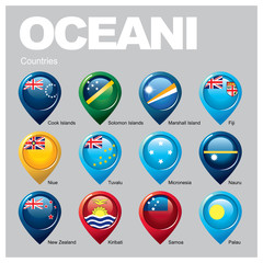 OCEANI Countries – Part Two