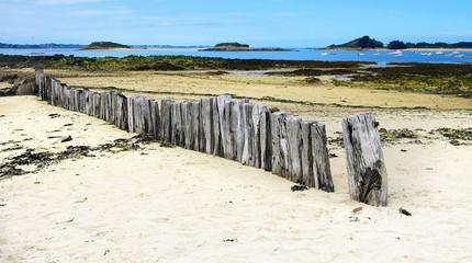 plage de Carantec