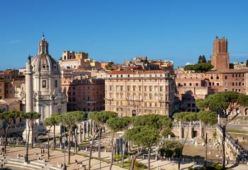 Trajan Forum, Rome - Italy.