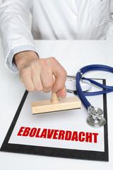 Ebolaverdacht