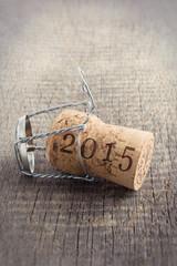 Champagnerkorken 2015 - 3
