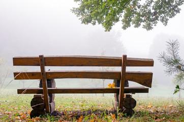 Herbstlicher Ruheplatz: Ausruhen und genießen :)