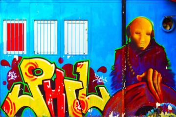 DJ - murales