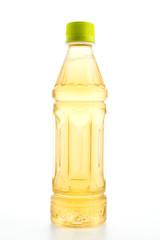 Green tea bottle