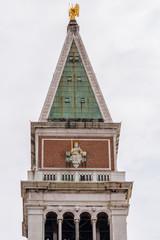 Dettaglio del campanidel di San Marco, Venezia, Veneto, Italia