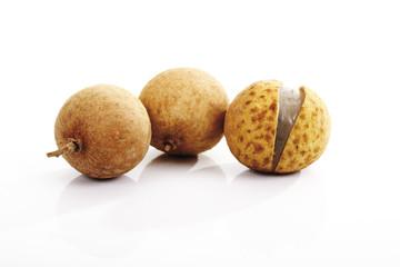 Longanfrüchte