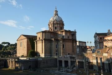 Chiesa antica a roma