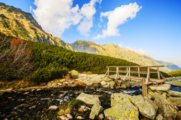 Five Ponds Valley - Tatra Mountains, Poland