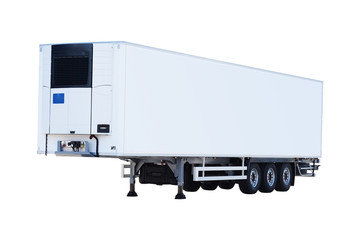 image of semitrailer