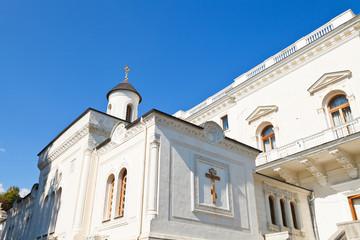 krestovozdvizhenskaya Church of Livadiya Palace