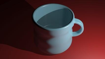 Lightblue mug