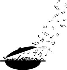 CUISINE MUSICALE