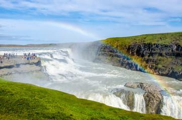 Gullfoss - Waterfall Iceland