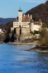 Österreich, Niederösterreich, Schloss Schönbühel