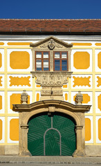 Bürgerhaus aus dem Barock