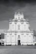 Warsaw - Visitationist church facade