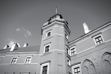 Warsaw Castle, Poland