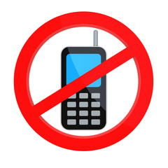 No Mobile Phones Allowed