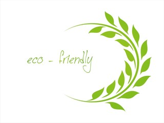 leaves, plant, icon, nature, Eco friendly business logo