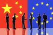 Beziehungen zwischen den China und der EU