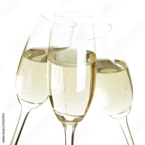 Foto op Aluminium Alcohol Zusammen feiern
