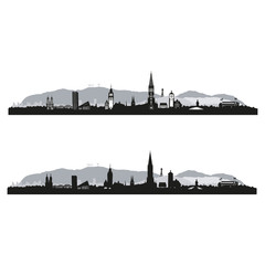 Skyline Freiburg