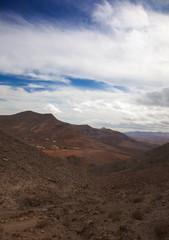 Inland Northern Fuerteventura, Canary Islands