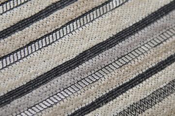 Stripy Cushion