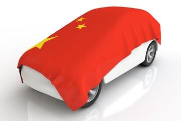 chinesische Fahrzeuge