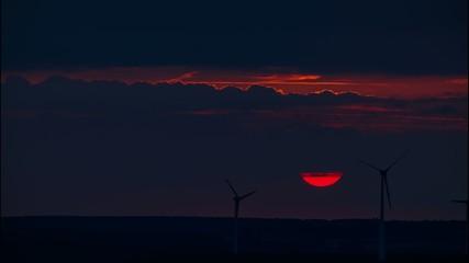 Sunset Timelapse 4K