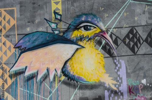 graffiti Valparaiso 48 © francoschettini