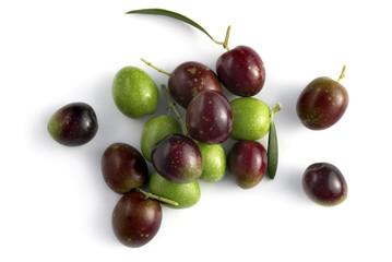 organic mediterranean olives