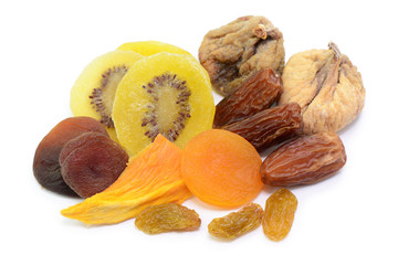 Mango Kiwi Datteln