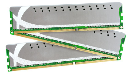 High performance computer memory