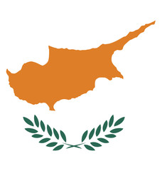 Flag of the Republic of Cyprus