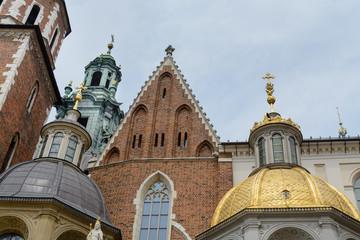 Wawel cathedral in Krakow