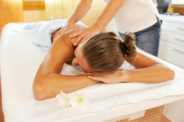 Wellness mit Massage