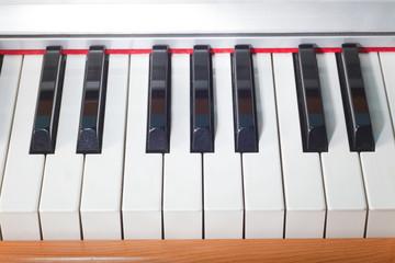key fortepiano