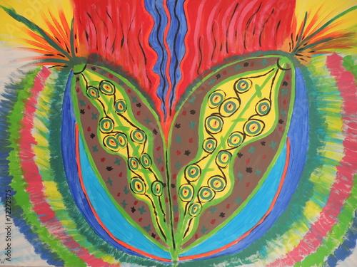 canvas print picture die Liebe