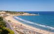 Obrazy na płótnie, fototapety, zdjęcia, fotoobrazy drukowane : Central city Beach of Tarragona, Spain