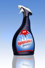 Ignorance cleaner