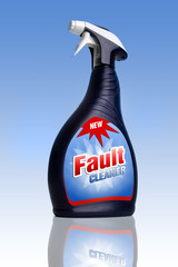 Fault cleaner