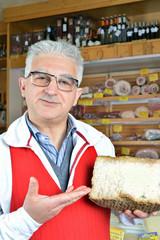 Negoziante propone - formaggio mezzo busto