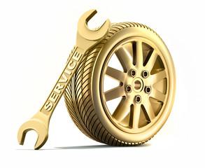Reifen-Service Gold