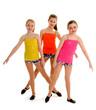 Preteen Jazz Dance Trio