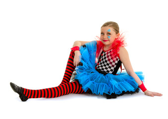 Circus Clown Child Performer