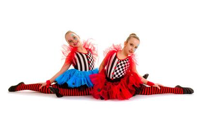Circus Acrobat Children