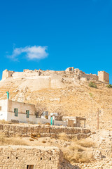 Scenic Montreal is a Crusader castle in Shawbak, Jordan