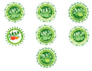 No GMO's set 4
